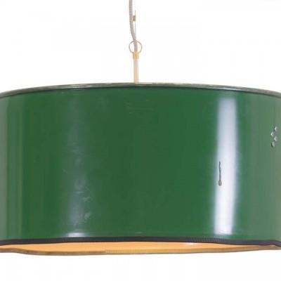 Lamp Groen Olievat
