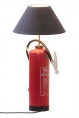 Lamp Brandblusser
